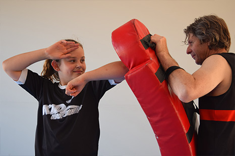 Connell's Kidz Kick-boxing & Self Defence