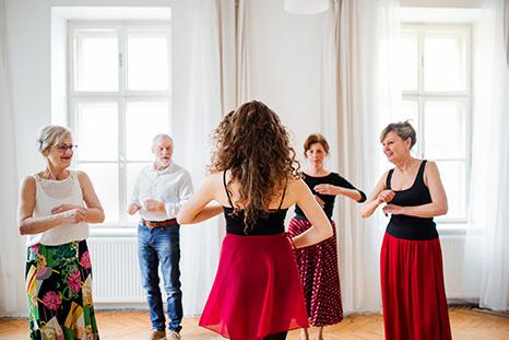 Let's Dance for Seniors